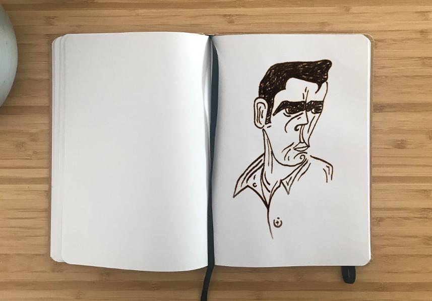 Schetsboeken item 04