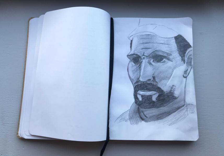Schetsboeken item 06