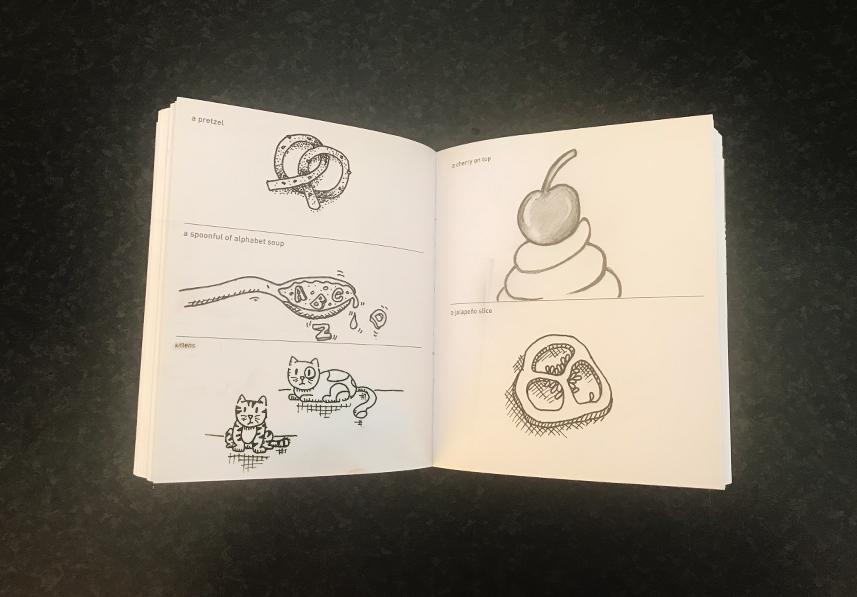 Schetsboeken item 07